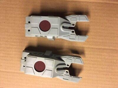 Williams Star Trek The Next Generation - Cannon Covers Plastic Set (2)
