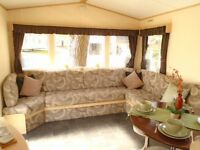 Cheap static caravan for sale at Thorness Bay