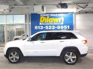 2015 Jeep Grand Cherokee REDUCED TO CLEAR