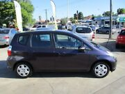 2007 Honda Jazz GD VTi Purple 7 Speed Constant Variable Hatchback Bayswater Bayswater Area Preview