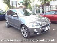 2007 BMW X5 3.0Sd M SPORT 5DR SUV GREY