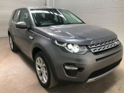 2018 Land Rover Discovery Sport L550 18MY SD4 HSE Grey Sports Automatic Wagon Bohle Townsville City Preview