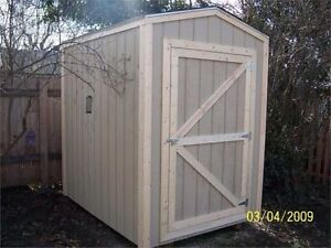 Small wooden storage building Wanted
