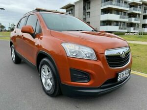 2013 Holden Trax TJ MY14 LS Orange 6 Speed Automatic Wagon Somerton Park Holdfast Bay Preview