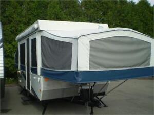 Used 2008 Jayco Jay Series 1207 Tent Trailer