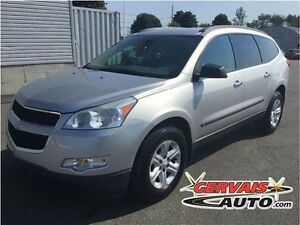 Chevrolet Traverse LS AWD 8 Passagers A/C MAGS 2009