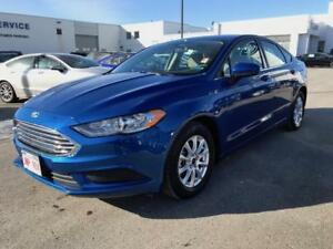 2017 Ford Fusion S (Certified Pre-Owned!)