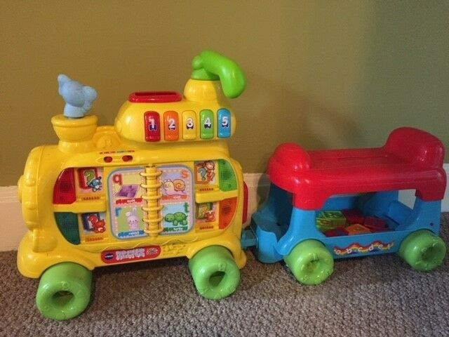 Little Tikes Ride On Toys : Little tikes ride along toy train in moodiesburn glasgow gumtree
