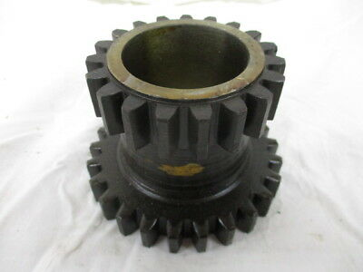 John Deere Countershaft Idler Gear For B Stylized Tractors Ab4127r