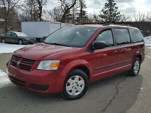 2010 Dodge Grand Caravan SE ONE OWNER WITH STOW AN GO SEATING