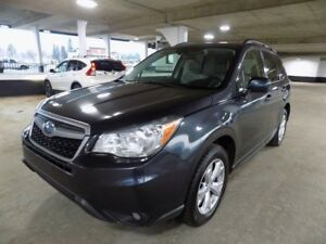 2015 Subaru Forester Leather**Remote keyless power door locks**L
