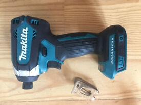 new makita 18v brushless impact driver dtd153. dtd153z bare tool