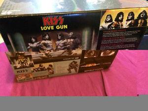 Kiss McFarlane Toys Love Gun Box Set London Ontario image 5