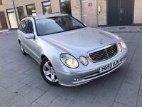 Mercedes Class 2.7 E270 CDI Avant-garde,Xenon LIGHT,2 OWNERS,FULL SERVICE HISTORY,NEW MOT,2 KEYS,HPI