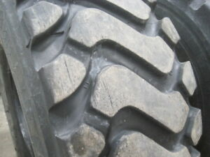 23.5R25 Michelin XHA2 tires