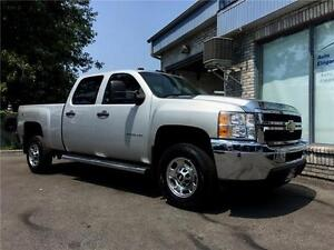 2012 Chevrolet Silverado 2500HD WT BOX 6.5''