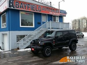 2013 Jeep Wrangler Unlimited Rubicon 10th Anniversary **6 Speed/