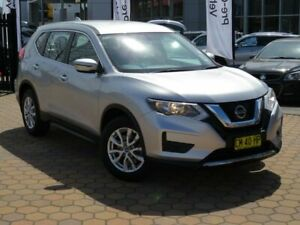 2017 Nissan X-Trail T32 Series II ST X-tronic 2WD Silver 7 Speed Constant Variable Wagon Greenway Tuggeranong Preview