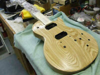 LUTHIER WORK, INSTRUMENTS FOR SALE