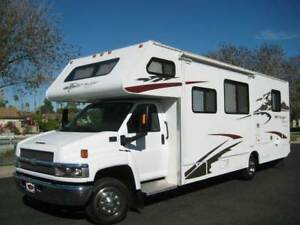 RV/Motorhome for rent - Fall Vacations Await!!