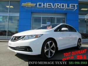 2015 Honda Civic Berline Si
