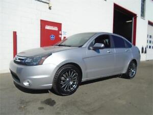 2010 Ford Focus SES ~ Bluetooth ~ Leather ~ 172000 ~ 5999.00