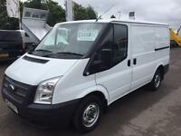 Ford Transit 100bhp 6 speed, e/w, new ply kit, low miles