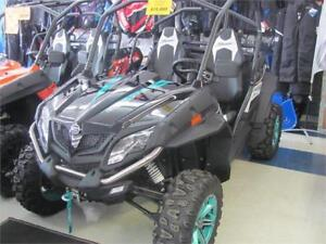 Z FORCE 800 EX-LX EPS SAVE $2000