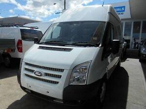 2013 Ford Transit T350 White 6 Speed Manual Dual Cab Preston Darebin Area Preview