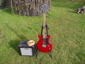 Good beginners eletric guitar GAX30TR