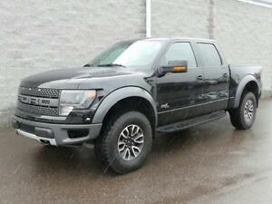 2013 Ford F-150 SVT Raptor Pickup Truck