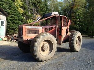 Wanted old Skidders running or for parts