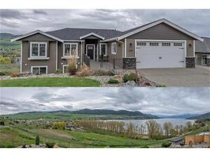 JUST REDUCED - Lakeview Home in Vernon with Legal 2 Bed Suite