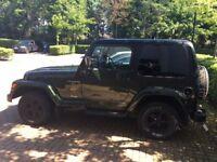 Jeep Wrangler Sahara 4.0 Hardtop 4x4 3dr
