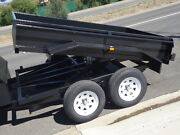 TANDEM HYDROLIC TIPPER TRAILER HEAVY DUTY $4990 Morphett Vale Morphett Vale Area Preview