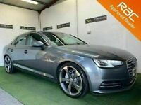 2017 Audi A4 2.0 TDI Sport Ultra 190bhp **Massive Spec** *Finance & Warranty** (passat,320d,a6)