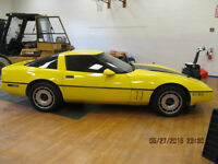 1984 Corvette - Really nice shape