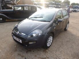FIAT PUNTO - EJ11YBE - DIRECT FROM INS CO
