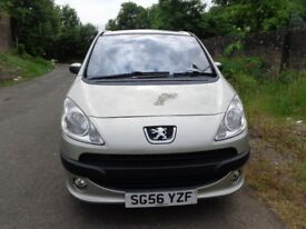2007 56 reg peugeot 1007 dolce 1.4 mot to 1/2019 ex we car £895 1 former keeper
