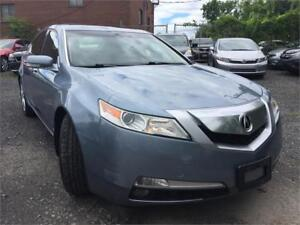 2009 Acura TL avec groupe navigation