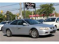 2002 Honda Accord Cpe EX V6