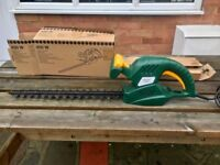 Electric Hedge Trimmer - Used once only!