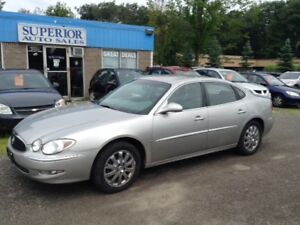 2007 Buick Allure CXL Fully Certified! Carproof Verified!