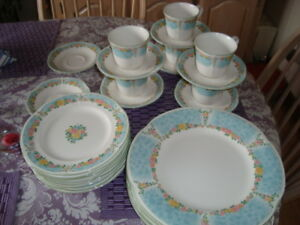 Vintage Nikko China-Mayfair Pattern
