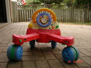Fisher Price Ride-on car toy
