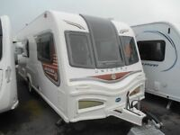 2014 Bailey Unicorn Madrid, 4 Berth caravan in immaculate condition.