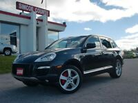 2008 Porsche Cayenne Twin Turbo AWD