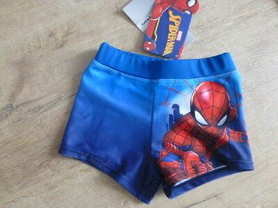 Kinder Badehose, Bademode Gr.92 Spider-Man Junge