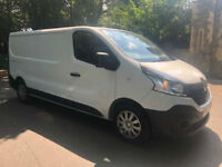£201.87 PER MONTH 2015 RENAULT TRAFIC 1.6dCi LL29 Business LWB WITH NAV !