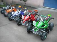 Quad bike mini moto